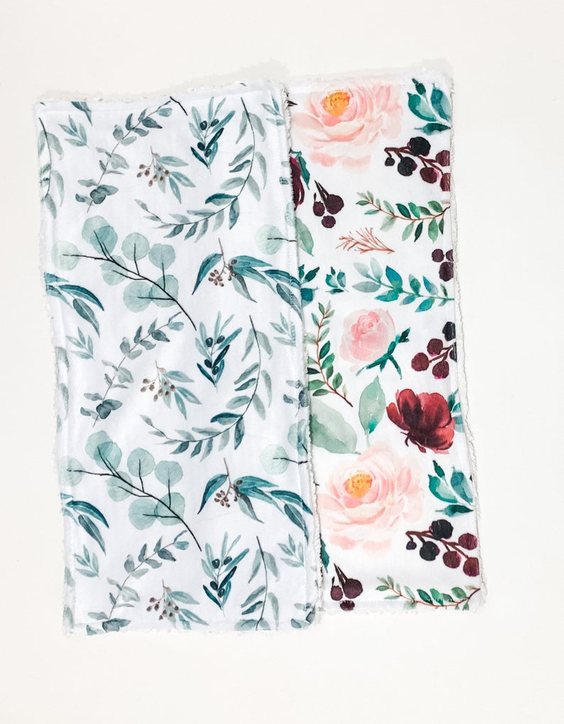 burp cloths for baby